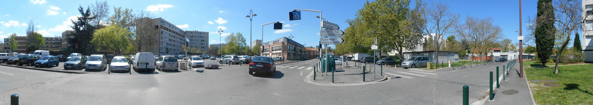 Allée Bellefontaine (hauteur impasse Foulquier)