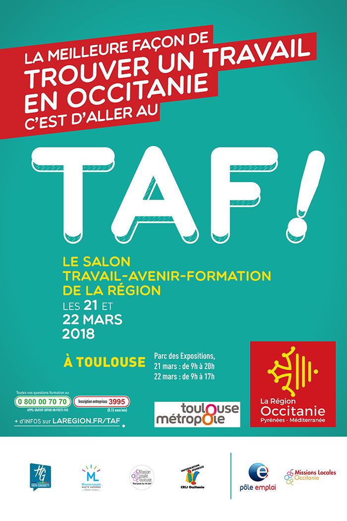 Affiche TAF !