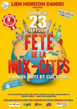 Fête de la Mix'Cité
