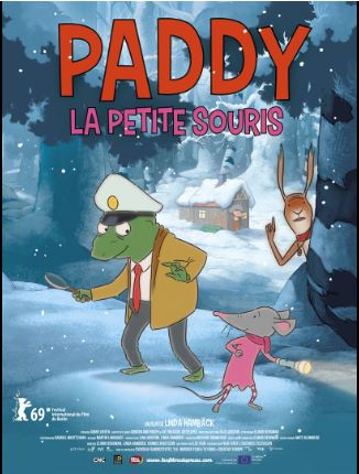 Paddy lapetitesouris