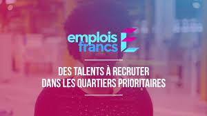 emploi francs des talents à recruter