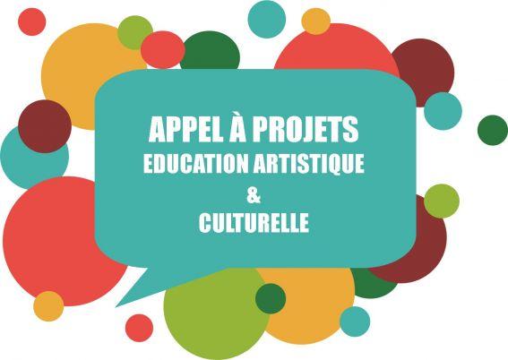 appel a projets education artistique