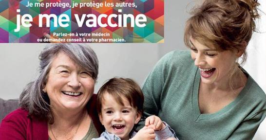 je me vaccine, je me protège