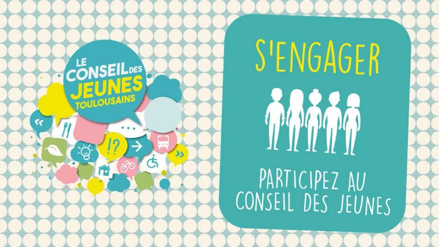 Conseil des jeunes Toulousains